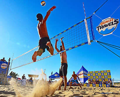 Beachvolleyboll - Summer Smash festival